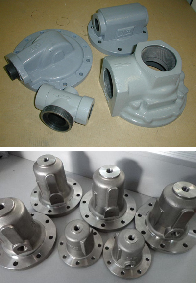 Like ASTM A352 LCC Steel For Low Temperature Service Casting A216 WCB Ductile Iron A395 Gr 60 40 18 And Stainless 304 316